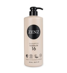 ZENZ - Organic Rhassoul No. 16 Treatment Shampoo - 900 ml