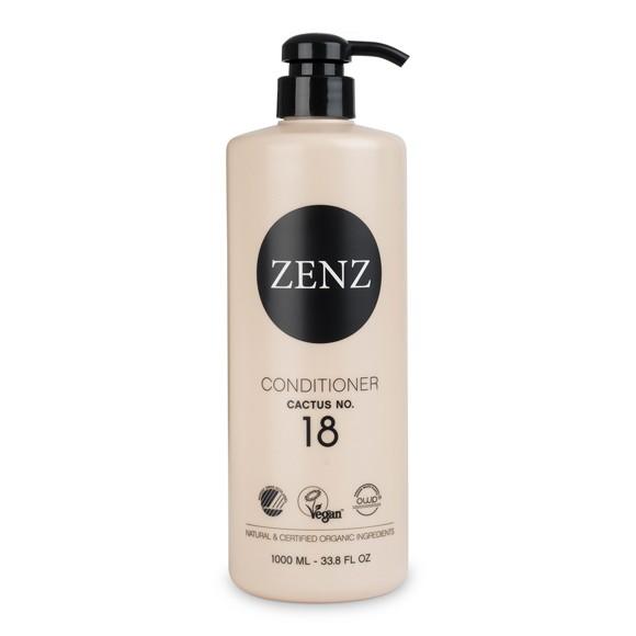 ZENZ - Organic Cactus No. 18 Conditioner - 1000 ml