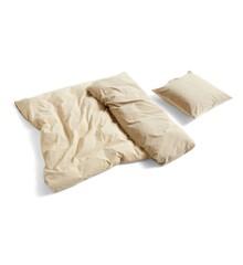 HAY - DUO Bed Linen Set 140 x 200 cm - Cappuccino (1176096)