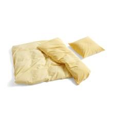 HAY - DUO Bed Linen Set 140 x 200 cm - Golden Yellow(1176097)