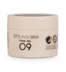 ZENZ - Organic Styling No. 9 Wax Pure - 60 ml