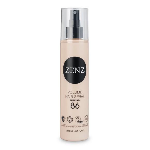 ZENZ - Organic Volume Hair Spray No. 86 Medium Hold - 200 ml