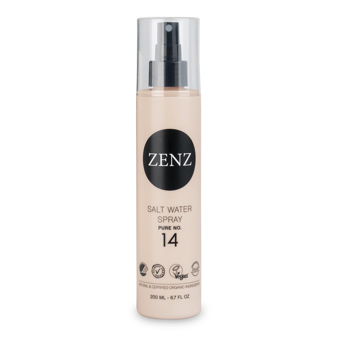 ZENZ - Organic Salt Water Spray No. 14 Pure Medium 200 ml