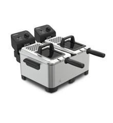 Tefal - Double Pro Fryer (FR361010) (Broken Box)