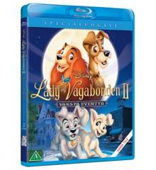 Lady & The Tramp Ii - Blu Ray