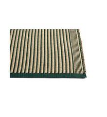 HAY - Tapis Rug 170 x 240 cm - Sort/Grøn