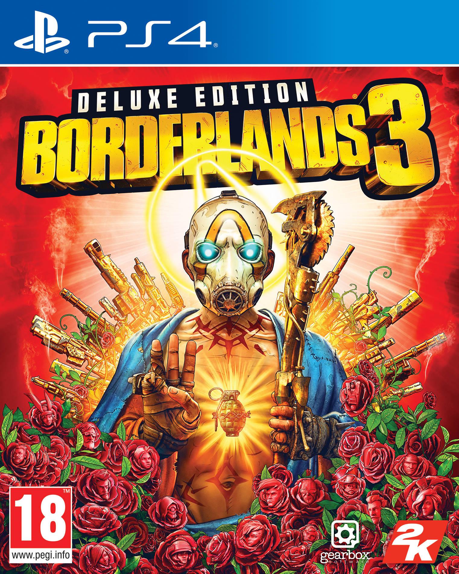 Bilde av Borderlands 3 (deluxe Edition)