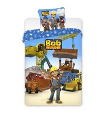 Bed Linen - Junior Size 100 x 140 cm - Bob the Builder (1000234)