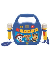 Lexibook - Paw Patrol Light Bluetooth Speaker with Mics and Rechargeable Battery (MP320PAZ)