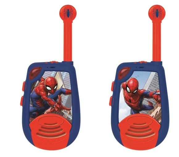 Lexibook - Spider-Man Walkie-Talkies - 2km (TW25SP)