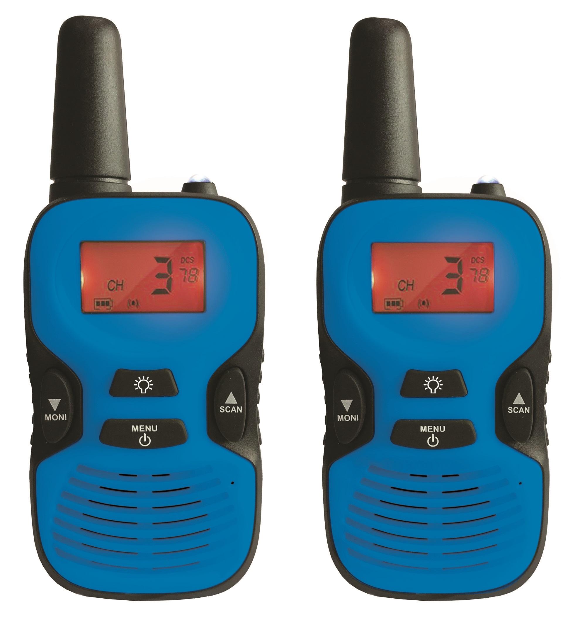 Lexibook - Rechargeable walkie talkies– 5km (TW43)