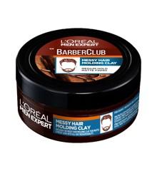 L'Oréal - Men Expert Barber Club Messy Hair Molding Clay 75 ml