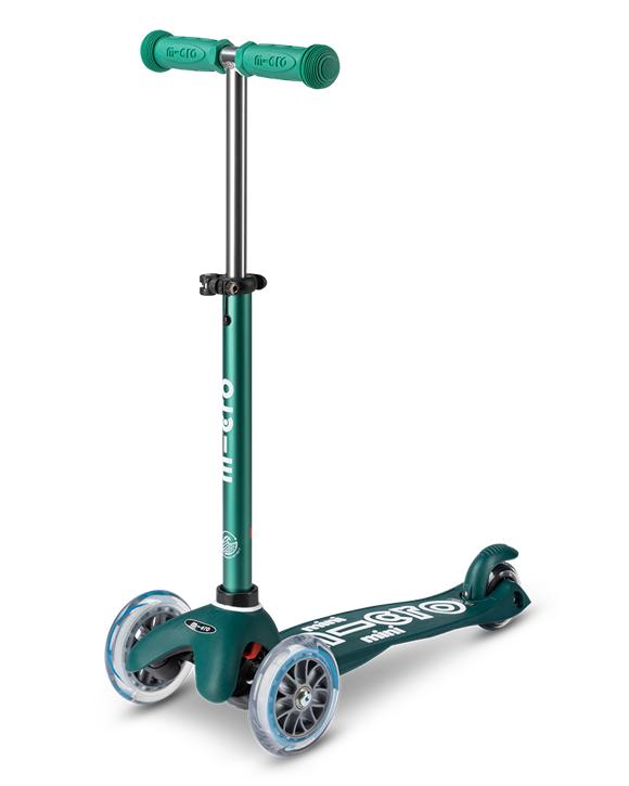 Micro - Mini Scooter Deluxe ECO - Green (MMD119)