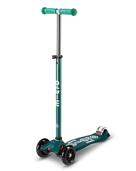 Micro - Maxi Scooter Deluxe ECO - Green (MMD122)