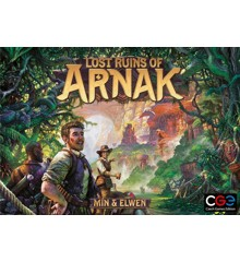 Lost Ruins of Arnak - Boardgame (English) (CGE00059)