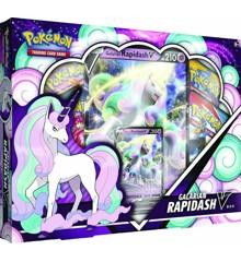 Pokemon - Galarian Rapidash Box V (POK80873)