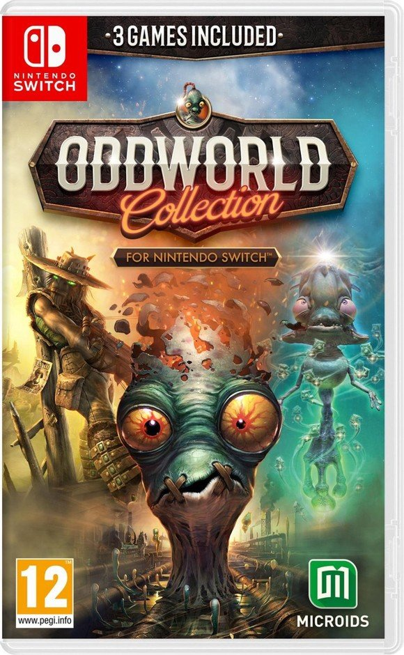 Oddworld (Complete Collection)