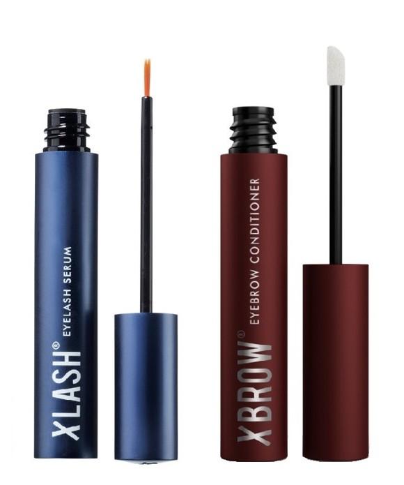 Xlash - Eyelash Serum 3 ml + Eyebrow Conditioner 3 ml