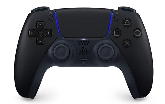 Sony Playstation 5 Dualsense Controller Midnight Black