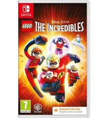 LEGO The Incredibles (Code in a Box)