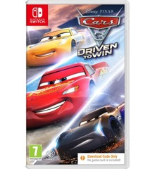 Cars 3: Driven to Win (Code in a Box)