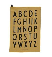 Design Letters - Classic Tea Towel - Honey ( 10503000HONEY)