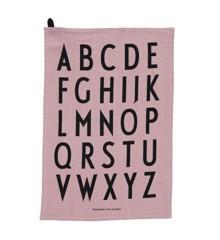 Design Letters - Classic Tea Towel - Lavender (10503000LAVENDER)