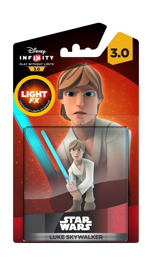 Disney Infinity 3.0 - Figures - Star Wars Light Up Luke Skywalker Figurine