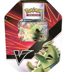 Pokemon - V Strikers Tin Summer Tyranitar/Empoleon (POK80904)
