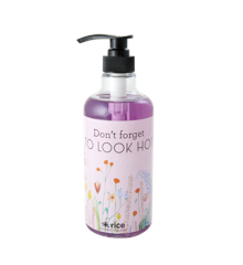 Rice - Dishwashing Liquid w. Lavender Scent - Don't Forget To Look Hot