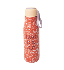 Rice - Stainless Steel Thermo Drinking Bottle 500 ml - Fall Print