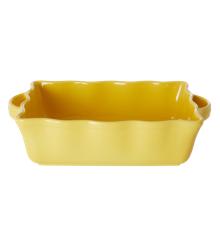 Rice - Stoneware Oven Dish - Yellow L