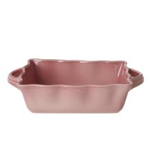 Rice - Stoneware Oven Dish - Pink M