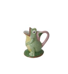 Rice - Ceramic Vase - Frog Shape