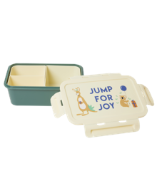 Rice - Lunchbox w. 3 Inserts - Green Party Animal