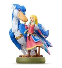 Amiibo New Zelda & Loftwing Figure