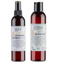 Ecooking - Sololie SPF 30 200 ml + Aftersun 01 200 ml
