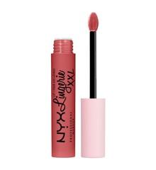NYX Professional Makeup - Lip Lingerie XXL Matte Liquid Lipstick - Xxpose Me