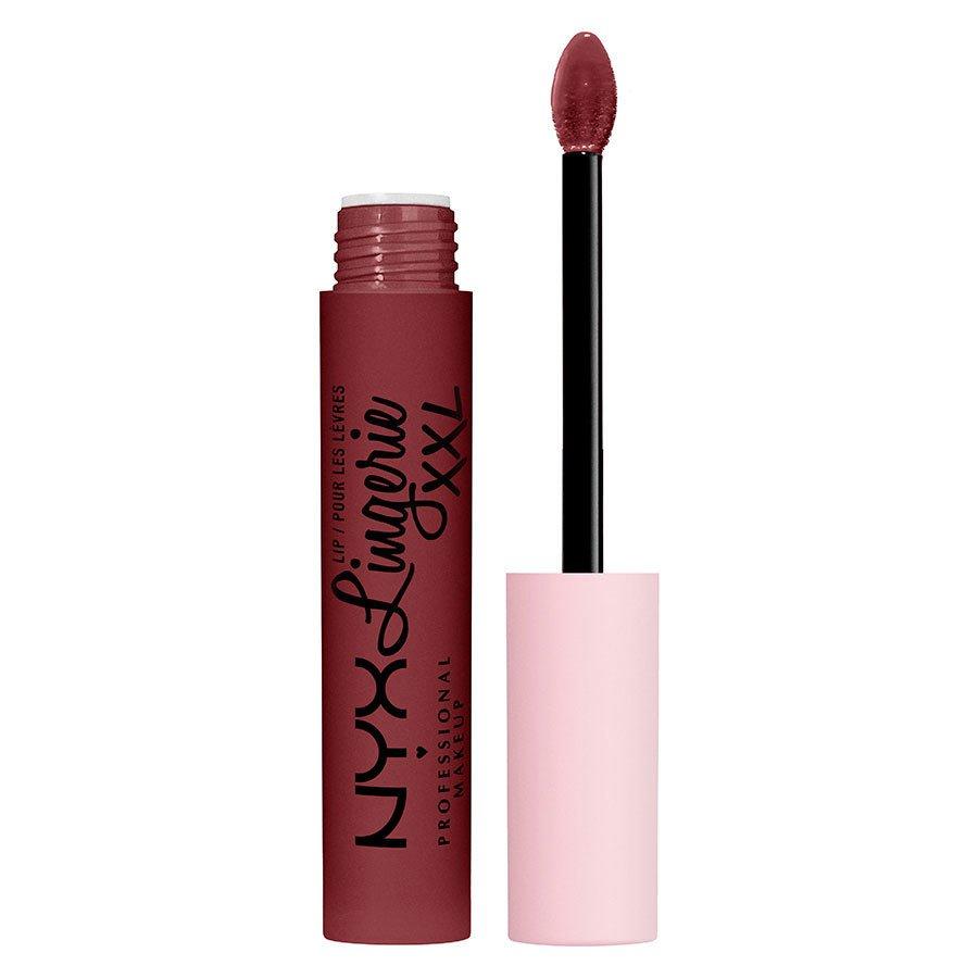 NYX Professional Makeup - Lip Lingerie XXL Matte Liquid Lipstick - Strip&Tease