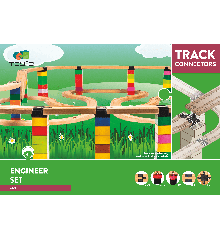 Track Connector - Engineer set