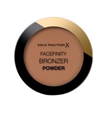Max Factor - Facefinity Matte Bronzer - Light Bronze