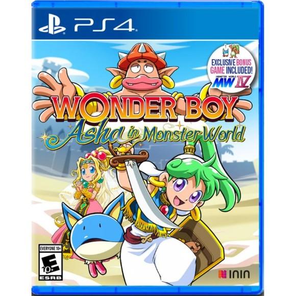 Wonder Boy Universe: Asha in Monster World