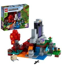 LEGO Minecraft - The Ruined Portal (21172)