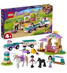 LEGO Friends - Hestetræning og trailer (41441)
