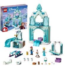 LEGO Disney - Princess Anna og Elsas Frost-vinterland (43194)