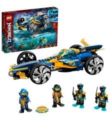 LEGO NINJAGO - Ninja Sub Speeder (71752)