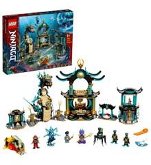 LEGO NINJAGO - Temple of the Endless Sea (71755)