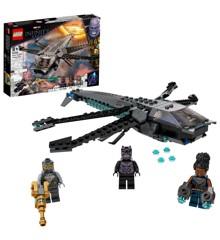 LEGO Super Heroes - Black Panthers drageflyver (76186)