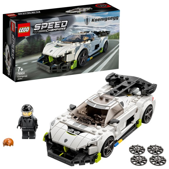 LEGO Speed Champions - Koenigsegg Jesko (76900)