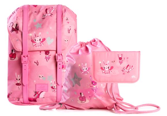 Frii of Norway - School Bag Set - Magic